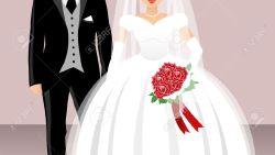 تفسير حلم لبس فستان الزفاف وخلعة