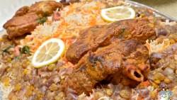مطعم بخاري القازنلي في الرياض