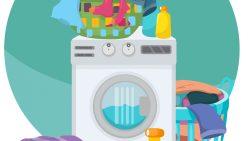تفسير حلم غسل الملابس في المرحاض بالمنام