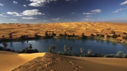 تفسير حلم الصلاة في الصحراء