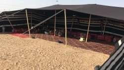 تفسير حلم دخول خيمة بالمنام