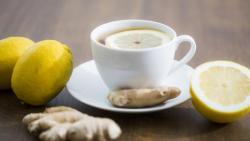 وصفة الزنجبيل والليمون لحرق الدهون