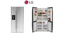 أفضل انواع الثلاجات LG