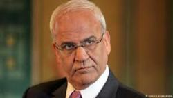 وفاة صائب عريقات امين سر اللجنة التنفيذية لمنظمة التحرير