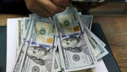 انهيار سعر الدولار عالميا