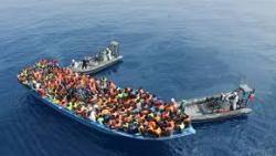 100 قتيل في غرق زورقين على سواحل ليبيا
