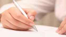 تفسير حلم كتابة الاسم في المنام