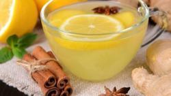 رجيم الزنجبيل والليمون للصحة والرشاقة