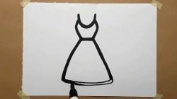 تفسير حلم لبس فستان طويل