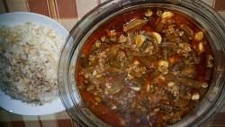 الكبسة من اشهر طبخات السعودية