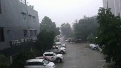 عبارات عن المطر مزخرفه