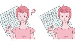 متى تعتبر الدورة الشهرية متأخرة