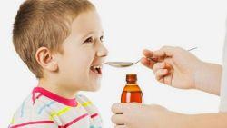 علاج الكحة الجافة عند الأطفال