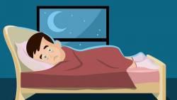 تفسير رؤية النوم في المنام للمتزوجة