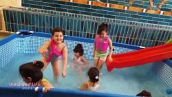 تفسير حلم السباحة في حمام السباحة مع الناس