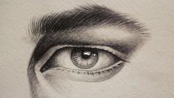 تفسير رؤية العيون الملونة في المنام