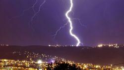 تفسير حلم البرق والرعد