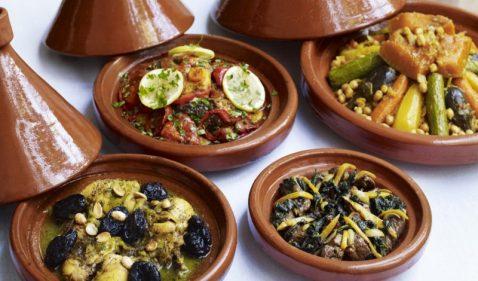 اكلات مغربية مشهورة