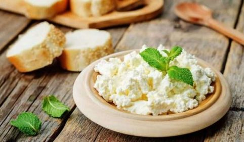 تحويل الجبنة القريش لجبنة كريمي دايت
