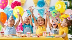 عبارات دعوة لحفلة اطفال
