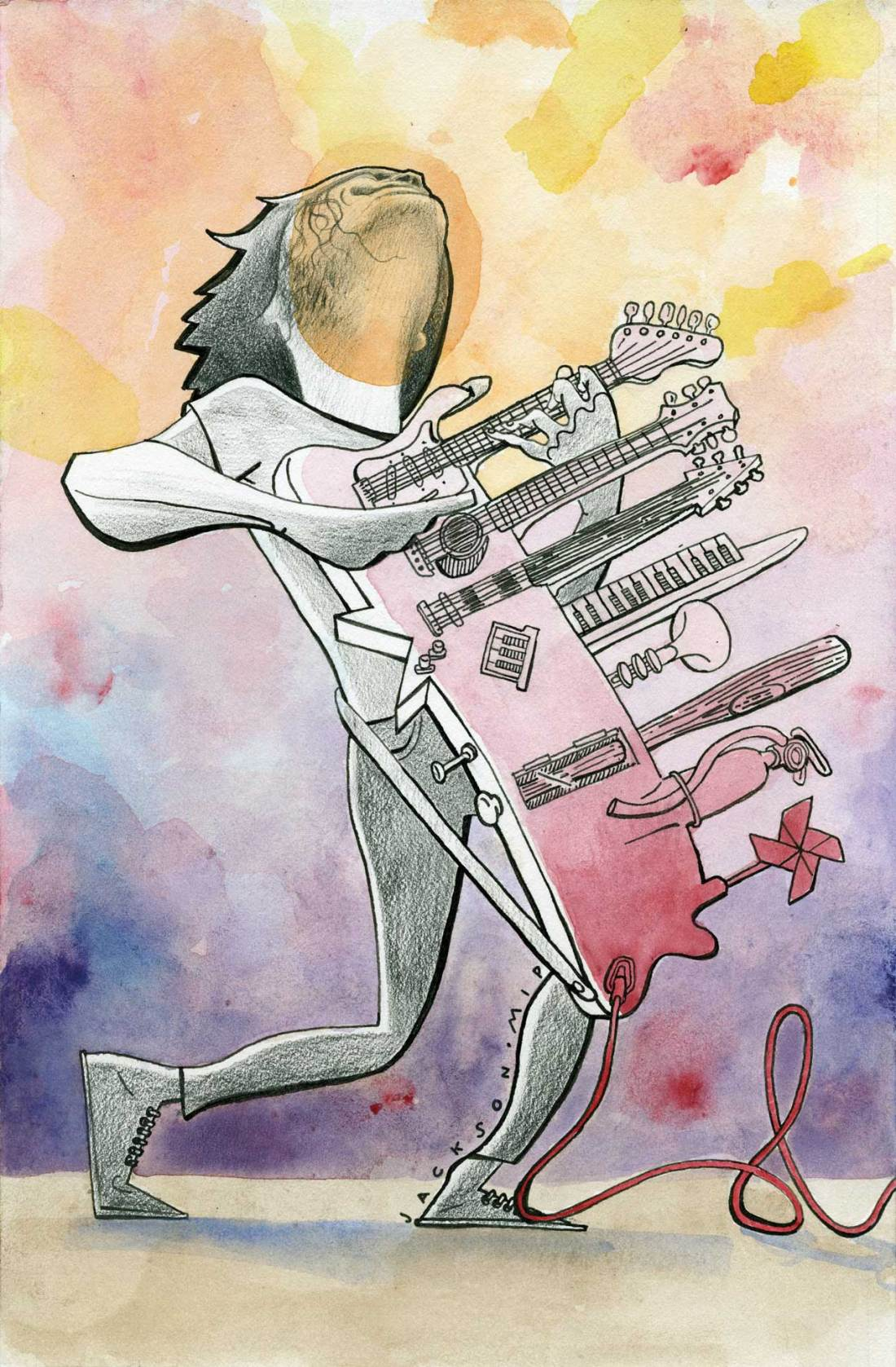 Guitars and…