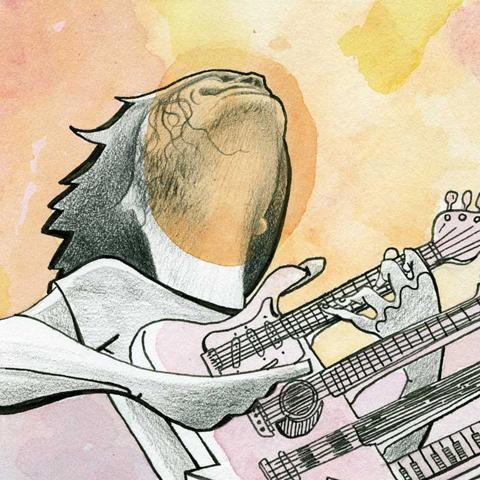 Guitars And alrightmikeDotCom