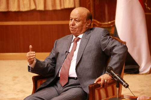 الرئيس هادي