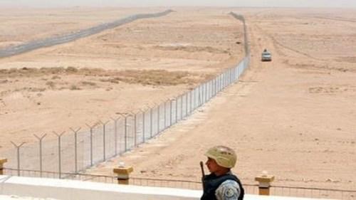 الحدود السعودية