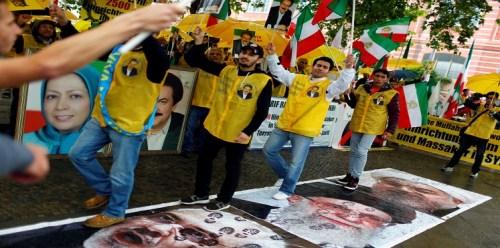 المعارضة الايرانية