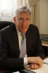 The Royal Commonwealth Society - Lord Howell