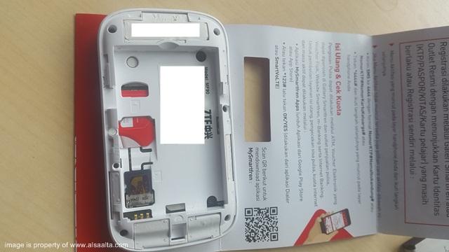 mini wifi zte mf-90 smartfren 4g lte advanced picture