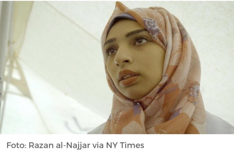 Sosok Razan Rajjar