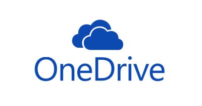 penampakan logo dari microsoft onedrive