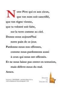Notre Père Chanté Nouvelle Version : notre, père, chanté, nouvelle, version, Notre, Père, Diocèse, Strasbourg