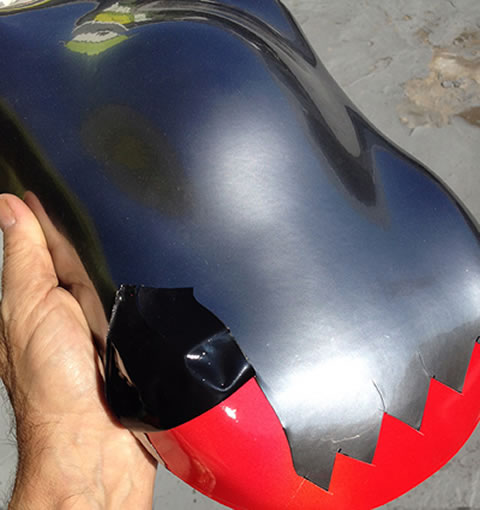 DIP Chrome Paint