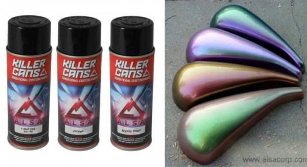 Alsa Mystic One Shot Killer Kit