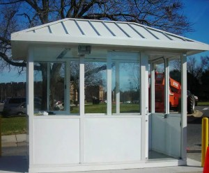 Stainless-Steel-in-Strong-Structure-Toll-Booth