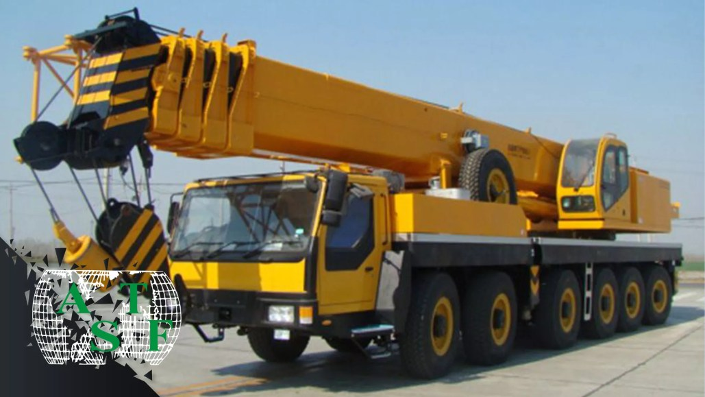 Mobile Crane in Lahore – tower crane – Alsadiqservices