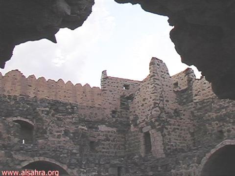 داخل قلعة زمرد