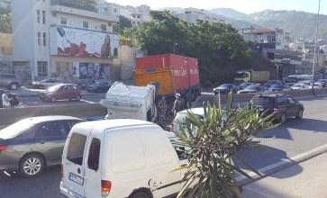 صورة حال الطرقات اليوم بحسب ما أفادت غرفة التحكم المروري