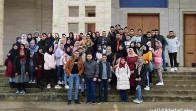 Photo of زيارة تهنئة بالميلاد لطلاب ثانوية الشهيد نعمة مروة الرسمية- السكسكية