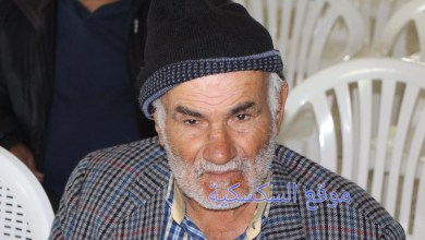 Photo of أنصارية:الحاج أبو صافي شحادي في ذمة الله.