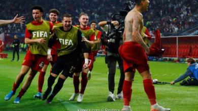 صورة عاجل: ليفربول بطلا لكأس العالم للأندية للمرة الأولى في تاريخه