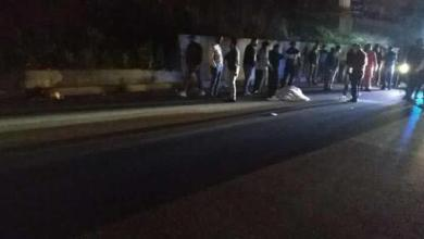 Photo of قتيل  في  حادث صدم في كفررمان- النبطية