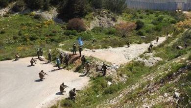 صورة هام:ماذا يجري على الحدود مع فلسطين؟؟