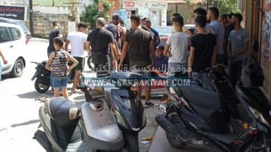 Photo of عاجل : حادث سير في بلدة السكسكية – راس المطل