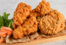 Photo of دجاج تندر مقرمش على طريقة المطاعم