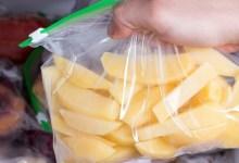 Photo of طريقة تخزين البطاطس في الفريزر
