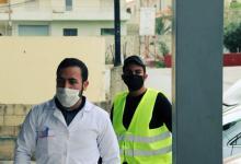 Photo of بالصور: لجنة الشؤون الصحية نظمت جولة ارشادية في بلدة السكسكية