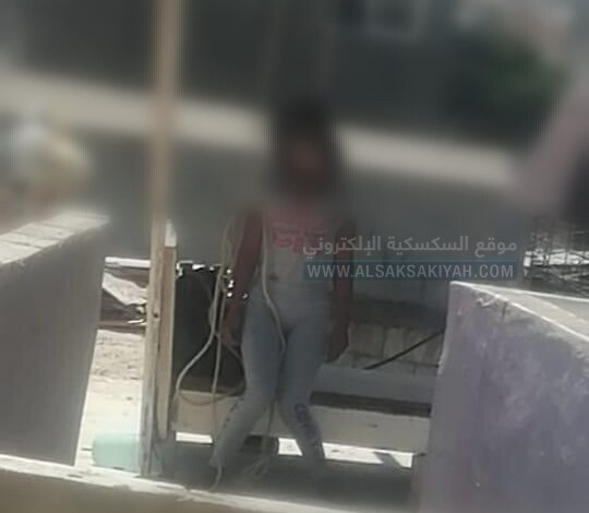 عاملة اجنبية تنهي حياتها في بئر حسن